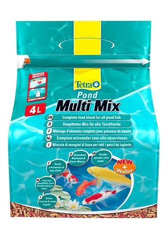 Fischfutter »Pond Multi Mix« 4 l Beute...