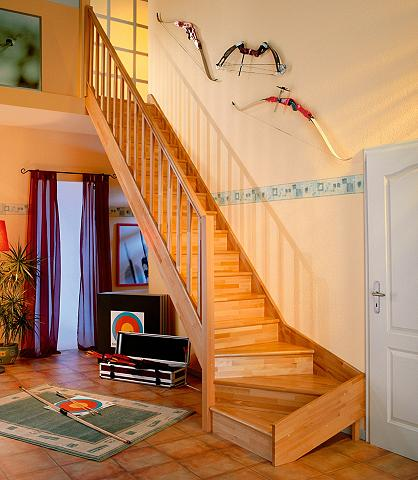 DOLLE Kompaktiški laiptai »Paris«