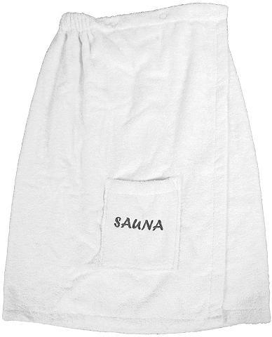 Dušo rankšluostis »Opal« su Sauna-Schr...