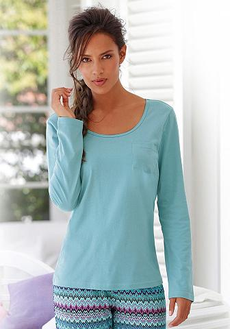 Basic marškinėliai ilgomis rankovėmis ...