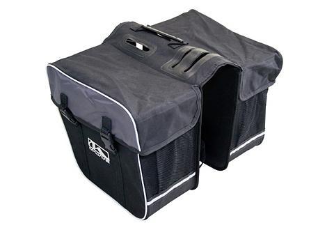 Dviračio bagažinės dvigubas krepšys »A...