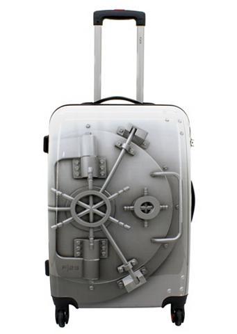 ? lagaminas su 4 ratukais »Tresor«