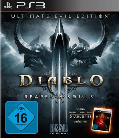 Playstation 3 - Spiel »Diablo 3 Ultima...