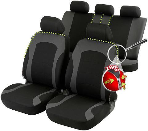 WALSER Automobilių sėdynių užvalkalai »Inde «...