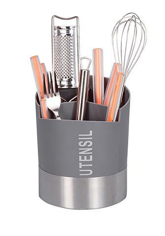 ZELLER Virtuvės įrankių laikiklis »Edelstahl/...