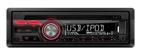1-DIN CD/USB-Grotuvas »CZ215E«