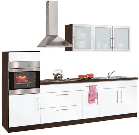 Virtuvės baldų komplektas »Aachen« su ...