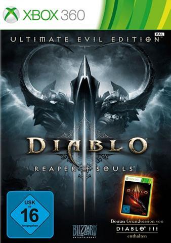 XBOX 360 - Spiel »Diablo 3 Ultimate Ev...