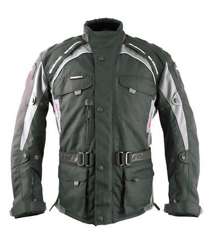 ROLEFF Motociklininko stiliaus striukė »Liver...