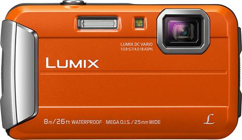 PANASONIC »Lumix DMC-FT30« fotoaparatas (Full HD...