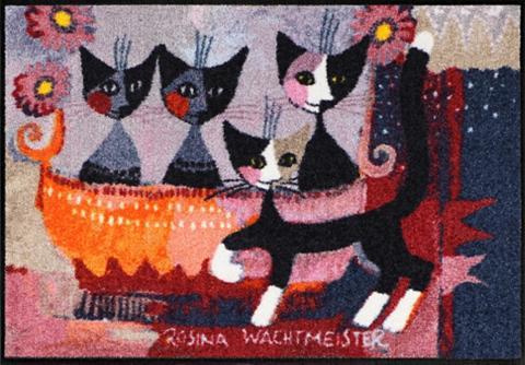 ROSINA WACHTMEISTER Durų kilimėlis »La Mia Famiglia« recht...