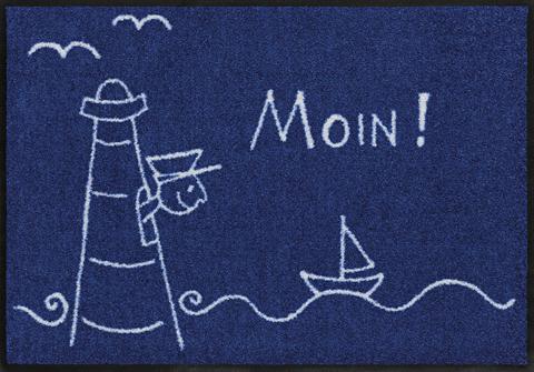 SALONLOEWE Durų kilimėlis »Lighthouse« rechteckig...