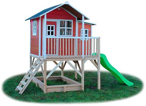 Žaidimų namelis » Loft« raudona