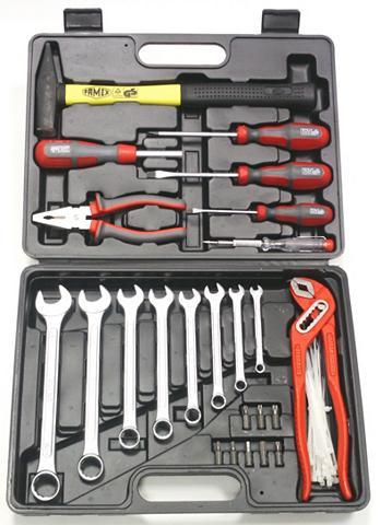 Meistro įrankių rinkinys »Kompakt-Werk...