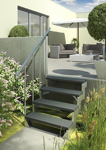 Lauko laiptai »Gardentop«