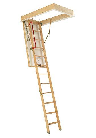 DOLLE Palėpės laiptai »Iso«