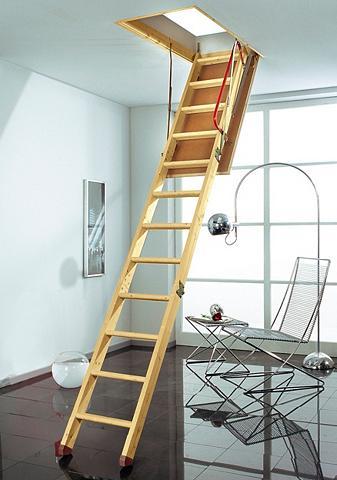 DOLLE Palėpės laiptai »Pur«