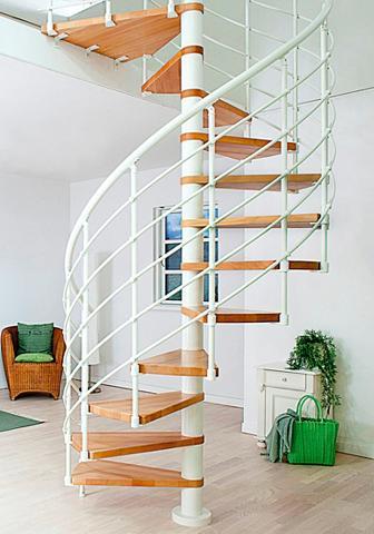 DOLLE Sraigtiniai-spiraliniai laiptai »Oslo«...