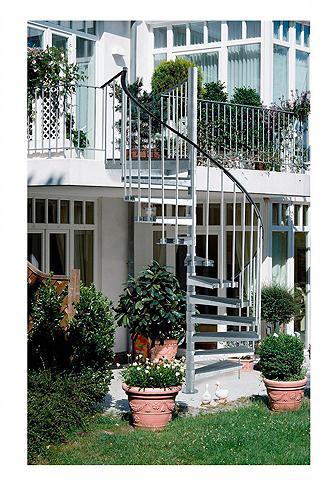 DOLLE Lauko laiptai