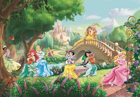 KOMAR Popieriniai tapetai »Princess Palace P...