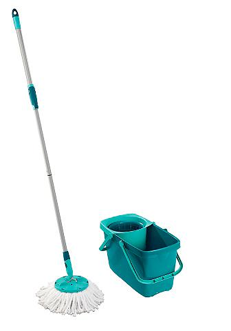 LEIFHEIT Grindų šluota »Set CLEAN TWIST Mop su ...