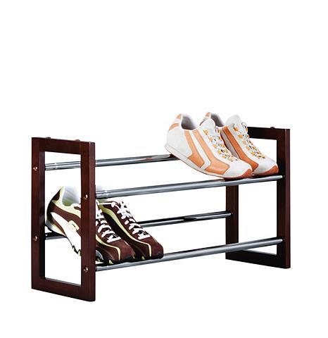 Atvira batų lentyna