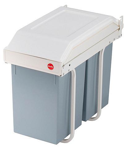 Šiukšliadėžė »Multi-Box« 2x15 Litrai