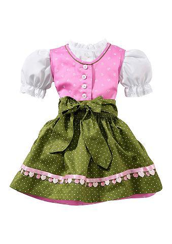 Vaikiška tautinio stiliaus suknelė in ...