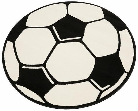 HANSE HOME Vaikiškas kilimas »Fußball« ovali aukš...