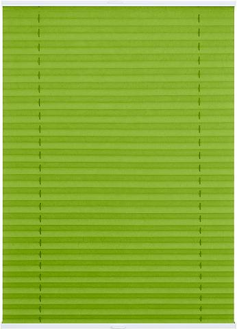 LICHTBLICK Plisuotos žaliuzės »Klemmfix Marškinėl...