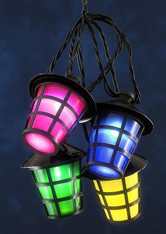 KONSTSMIDE LED šventinės lemputės 20 -flammig