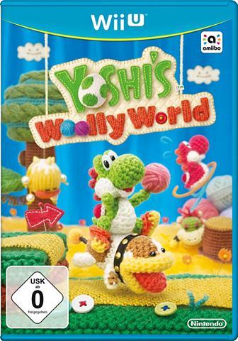 Yoshi's Wolly World Nintendo Wii U