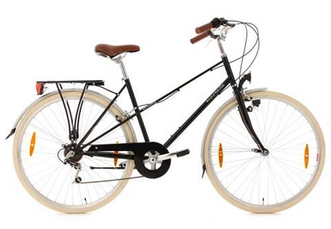 Moteriškas miesto dviratis 28 Zoll 6 G...
