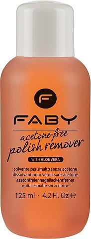 »Aceton Free Polish Remover« be aceton...