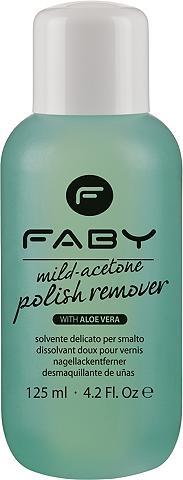 »Mild-Aceton Polish Remover« Nagų lako...