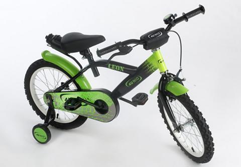 4UNIQ Vaikiškas dviratis 16 Zoll 1 Gang »Leo...