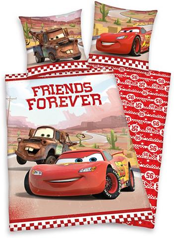 Patalynė »Cars« Mc Queen ir Freunde