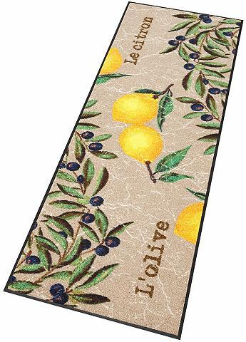 Kiliminis takelis »Le Citron« wash+dry...