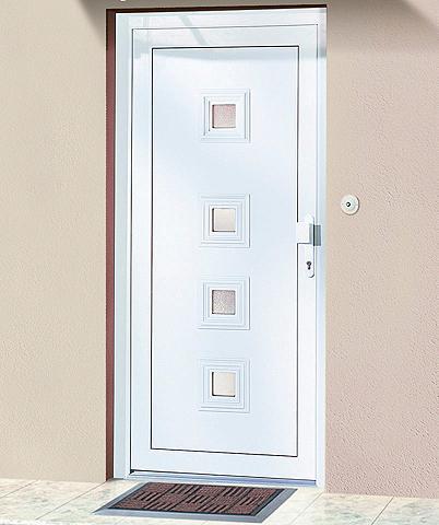 Plastikinės lauko durys »Spanien« Bx H...