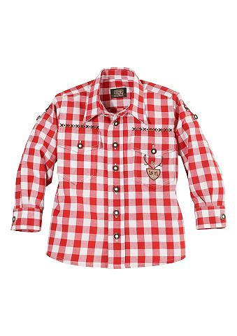Kinder tautinio stiliaus marškiniai su...