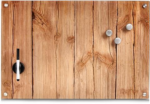 HOME AFFAIRE Magnetinė lenta »Wood«