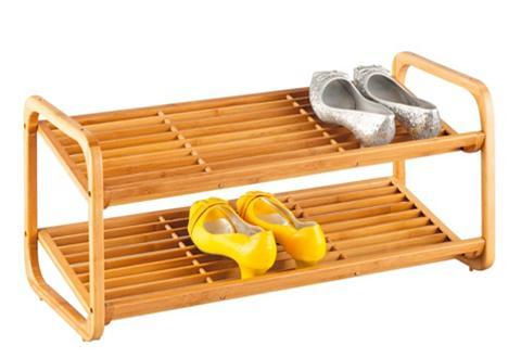 Batų lentyna »Bamboo« ilgas 74 cm