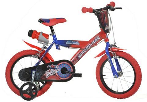 SPIDERMAN Dino vaikiškas dviratis in 12/14 arba ...