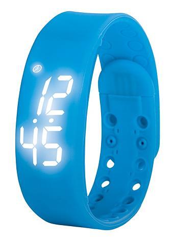 Sportinė LED apyrankė blau