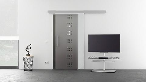 Stiklinės stumdomos durys »Eco Quadrat...