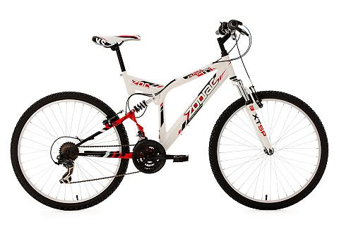 KS CYCLING Kalnų dviratis 26 Zoll 21 Gang Kettens...