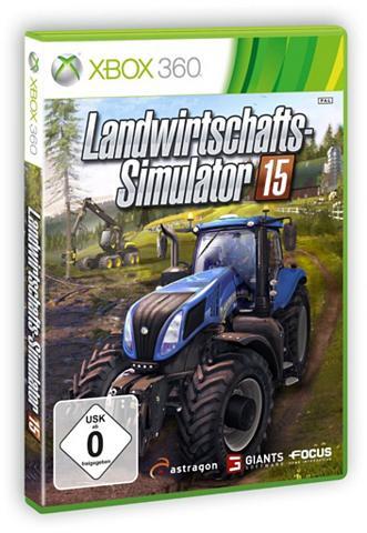 XBOX 360 - Spiel »Landwirtschafts-Simu...
