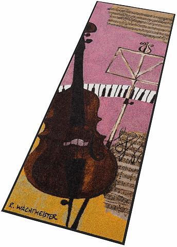 ROSINA WACHTMEISTER Kiliminis takelis »Violincello« rechte...