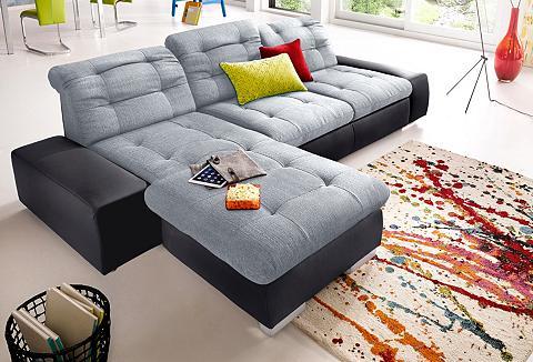 Sit & More Kampinė sofa patogi XL arba...