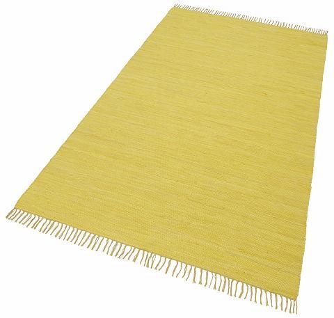 THEKO Kilimas »Happy Cotton« rechteckig aukš...